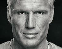 Dolph Lundgren - actor