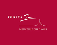 THALYS : Brand Identity Guidelines