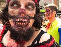 Zombie Walk Stgo