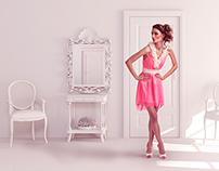 Whitewedding dresses advertisement