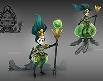 Sea wizard concept