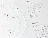 The Spice Calendar '15