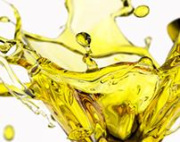 3D Italian Extra Virgin Olive Oil Riviera Ligure Part 2