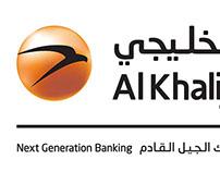 Al Khaliji Bank ( Restyling Proposal )
