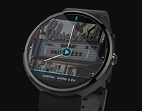 Music Control on the Moto 360