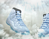 "#WhatTheLevitation - Air Jordan XI ""Legend Blue"""
