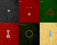 movies minimal poster
