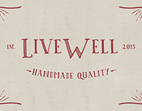 Livewell Handmade Typeface