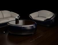 3D soft Furniture