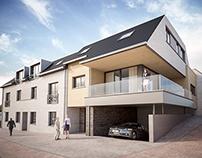 House in Rhode Saint-Genèse (Belgium)