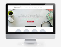 Website Design for Dara Creative