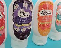 Label redesign - Rediseño de etiquetas Annoa