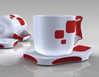 T-Mug - Temprature Controller Mug