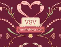 Vintage Spring Valentine