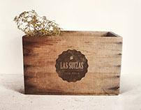 Rebranding // Las Suizas - Fruits & Deli