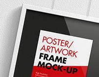 Artwork / Poster Frame Mock-Up