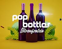 Pop Bottles Bloemfontein