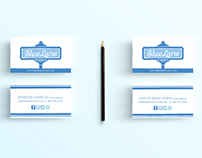 Blue Lane Events Branding