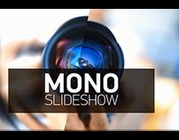 Mono Slideshow (AE Template)