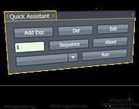 Quick Assistant (AE UI Script)