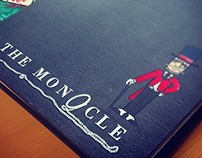 The Monocle Yearbook - Illustrations