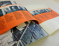 Booklet about directors Academy of Industrial Art