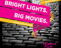 Tribeca Film Festival: It's Movies, It's New York.