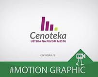 Freelance - Explenation video for cenotek.rs