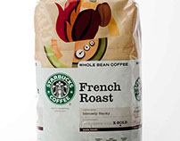 Starbucks Core Coffee Packaging