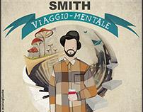 illustration: Viaggio_Mentale (cover single)
