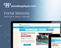 Posadas y Playas - Portal