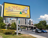 Campaña Parque Diversiones