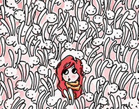 Bunny Bunch & The Redhead