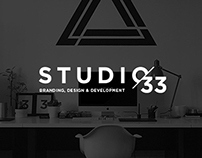 Studio 33 Branding & Identity