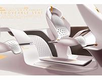 Chevy V.O.Y.A. Concept Pick-up Interior
