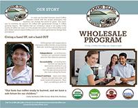 CICR Wholesale Program Brochure, 2014