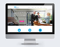 ACT Cloud Responsive Web Design & UI Design
