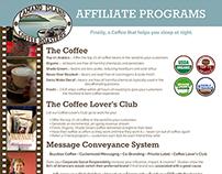 CICR Affiliate Program Flier, 2014