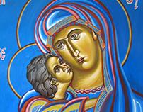Ikona Bogorodica sa Hristom