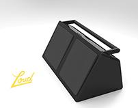 Speaker Concept | Lowdi Competition