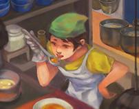 Yuan's noodle bar