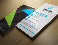 Corporate Business Card - RA74