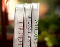Colección de libros de filosofia