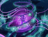 Cosmic Battle