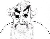 Tribute to Al Hirschfeld