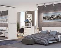 Dormitórios | Bedroom | Kappesberg 2015