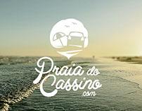 Praia do Cassino / Web Design Interface