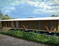 Pre-Fab Rural Housing Facilities