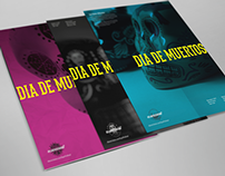 Dia De Muertos Posters
