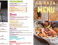 menu2015 la raza